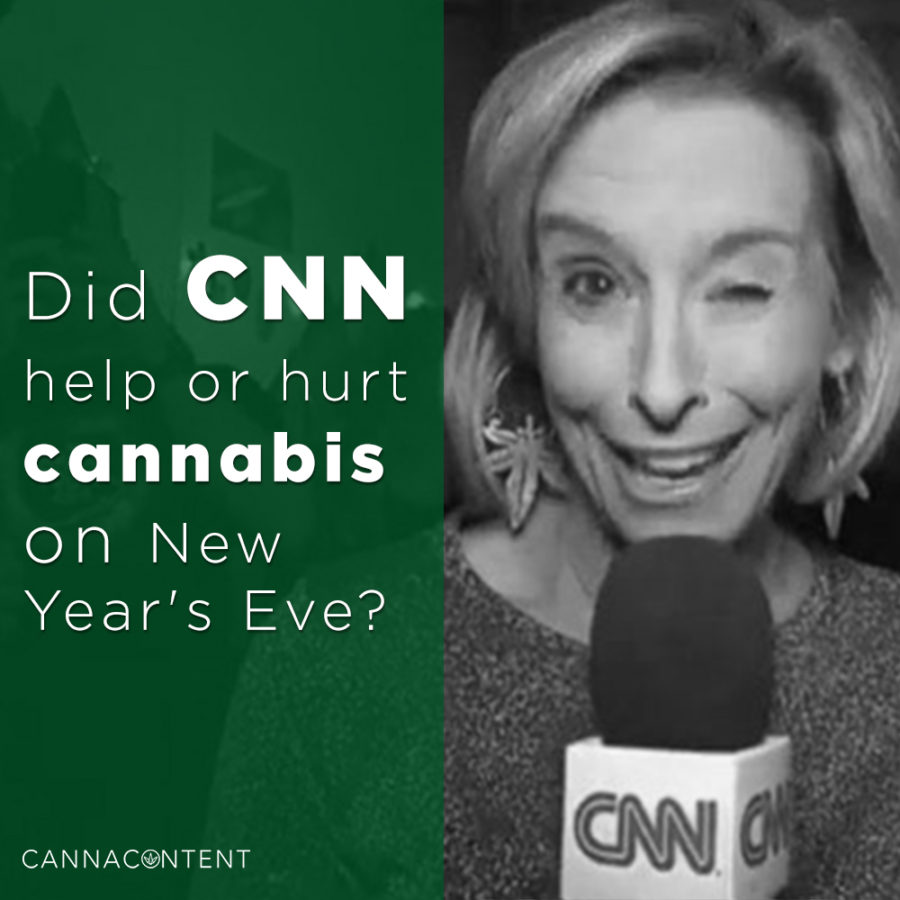 cannacontent cnn new years eve feedback