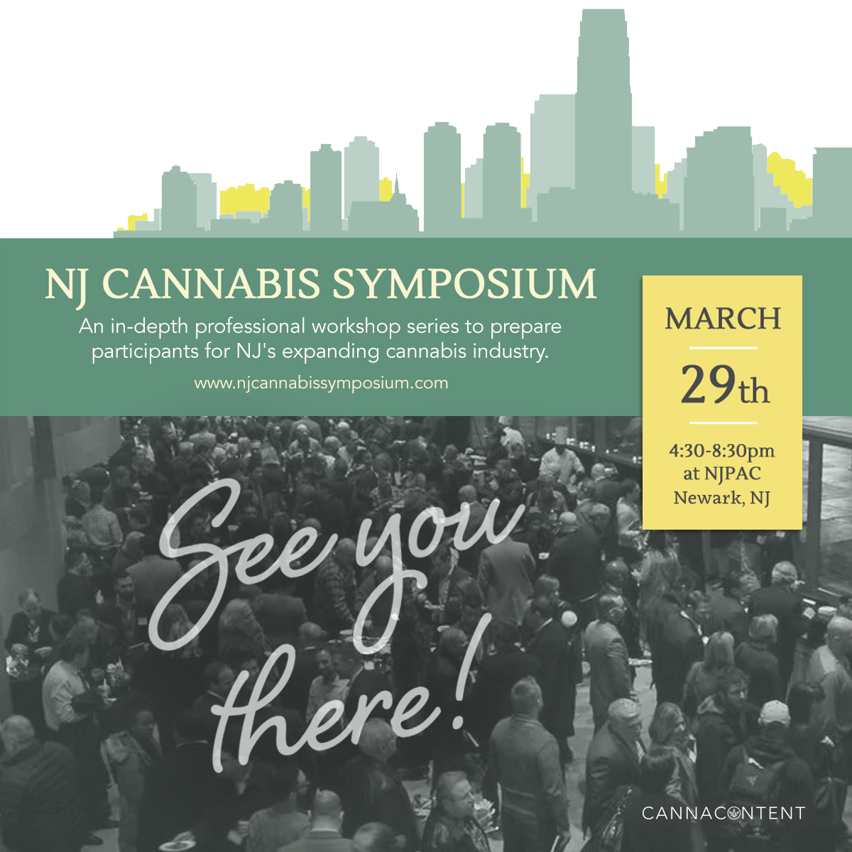 Ready for New Jersey's forthcoming cannabis industry?